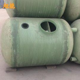 玻璃钢化粪池东北新农村旱厕改造专用玻璃钢手糊化粪池