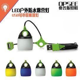新品LED 帐篷灯USB野外多功能野营灯露营灯户外灯露营应急灯