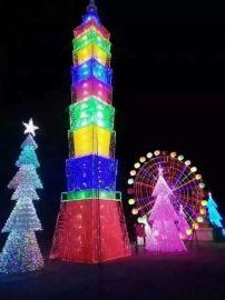 工厂直销 大型圣诞树 装饰品