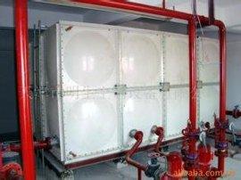 3立方玻璃钢水箱 塑料水箱 冷却塔配套水箱