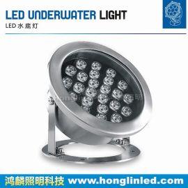 24W水底灯-大功率水下灯-LED水底灯厂家