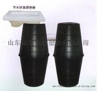 厂家批发双瓮漏斗式化粪池