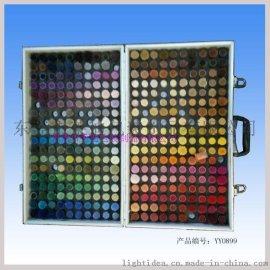 東莞萊迪設計與生產地毯色球展示箱,色卡樣板箱,鋁箱