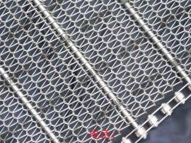 批发不锈钢网带 高密度人字形网带 人字网带厂