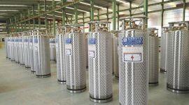 杜瓦瓶195L立式供应商-东照能源
