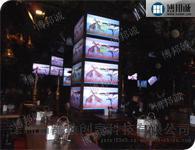 酒吧KTV55寸液晶拼接大屏幕|娱乐场所55寸拼接墙【包安装】