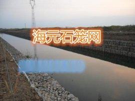 厂家供应镀锌铁丝格宾防洪石笼网高锌铝边坡安全防护六角石笼网