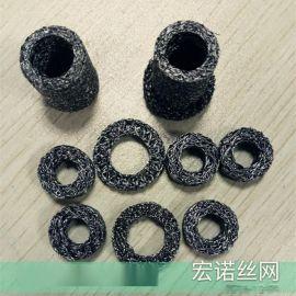 不锈钢丝垫圈缓冲丝网垫片生产厂家专供