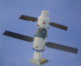 太阳能应用演示仪--神州号飞船仿真模型(SZH-1)