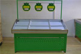 贵阳货架厂家直销 双层蔬菜架    单层双层水果架
