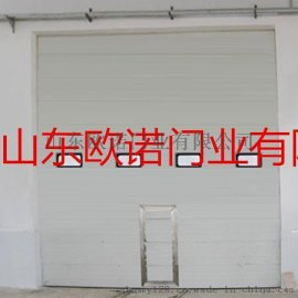 長期供應工業上滑遙控門 電動垂直提升工業門 廠房工業門