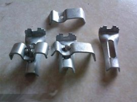 飞腾NV-03型普通热镀锌钢格板A型安装夹