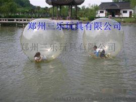山西太原水上步行球价格,圆形行走球多少钱