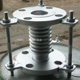通用型不锈钢波纹补偿器 焊接接口 法兰连接波纹补偿器@膨胀节