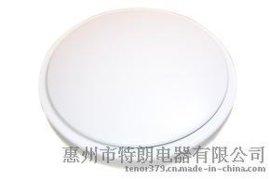 厂家直销 LED吸顶灯 15w时尚银吸顶灯 超高亮度