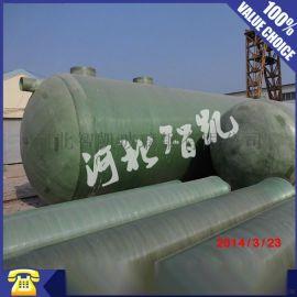 优质玻璃钢化粪池价格 污水水处理设备特点