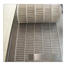 金属网带厂 定做金属网带 食品运输用网带