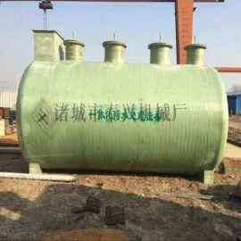 玻璃钢污水处理设备厂家  玻璃钢污水处理规格