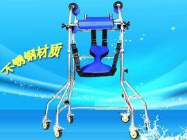 中风偏瘫残疾人康复训练站立架@脑瘫骨折康复学步车