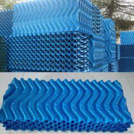 方型冷却塔填料 蜂窝填料 pvc凉水过滤片