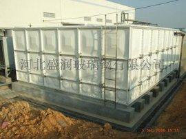 厂家直销玻璃钢水箱,组合式SMC水箱,玻璃钢消防水箱