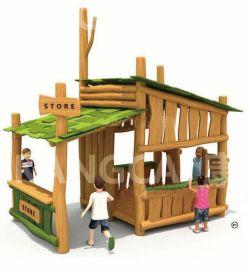 儿童木屋 儿童小木屋 木结构木屋