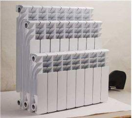 双金属压铸铝散热器,钢制散热器
