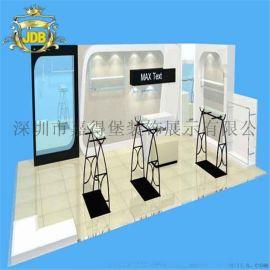 服裝店展櫃陳列櫃 貨櫃男裝展示櫃 專業服裝烤漆展櫃制作