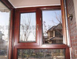 欧卡门窗70#铝包木复合门窗