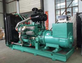 供应450kw上海乾能柴油发电机组