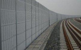 铁路声屏障隔音墙
