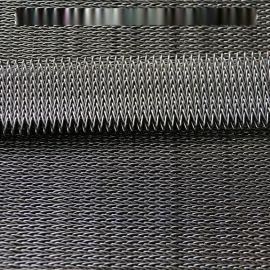 绿豆流水线网带 输送红豆用的输送带 金属传送链价格 不锈钢网带保养