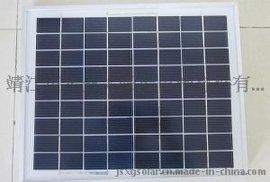 光伏组件 10w多晶硅 12v