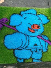 塑胶地板_幼儿园弹性地板_幼儿园人造草坪_室内外仿真草坪