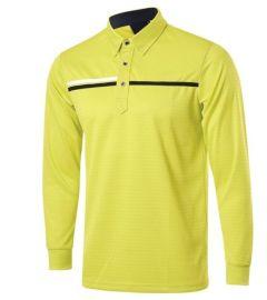 秋款高尔夫运动服装 男式长袖POLO衫 舒适透气运动装logo印花定制