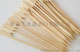 FD-1612194工厂大量加工一次性麻辣烫竹签,白皮铁炮串