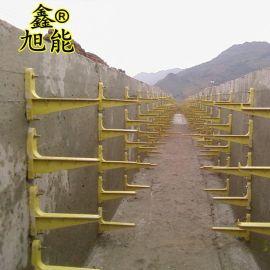 玻璃钢电缆支架厂家预埋式玻璃钢电缆支架