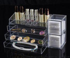 桌面收纳盒首饰盒珠宝盒