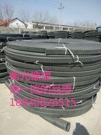 供应北京房山110mm碳素螺纹管/线缆护套管质量上乘 路灯线路地埋工程专用管材