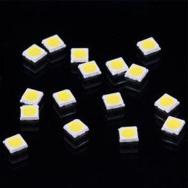 同灿 质保三年高压灯珠2835白光LED 1W150mA铜支架金线高光效LED