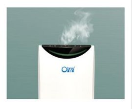廣州澳蘭斯負離子三檔調節多層過濾空氣淨化器OLS-K02
