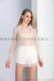 透视装情趣衣服 性感情趣湿身衣 无纺布一次性情趣浴衣