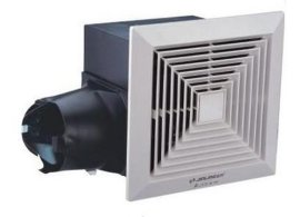 BLD-700金属低噪声吸顶式房间通风器吊顶式排气扇