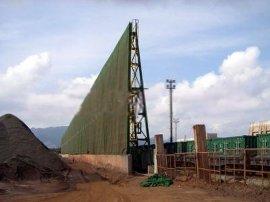 柔性防风防尘网、阻燃防尘网厂家
