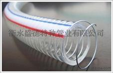 明钢丝软管