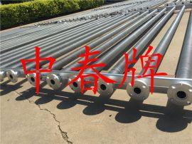 中春节能环保翅片管散热器 锅炉省煤器 工业翅片管