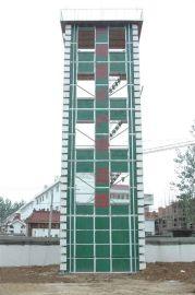 专业加工订做消防队专用钢结构消防训练塔