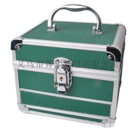 菁华绿色医药箱专用于药品器械仪表的铝合金收纳盒JH-159