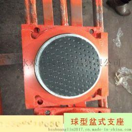 海宁销售GKGZ系列抗震球形钢支座/LRB铅芯隔震橡胶支座