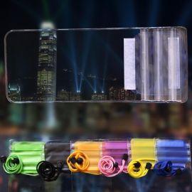 360度新款手機防水袋三條密封透明觸屏PVC防水套沙灘遊泳溫泉